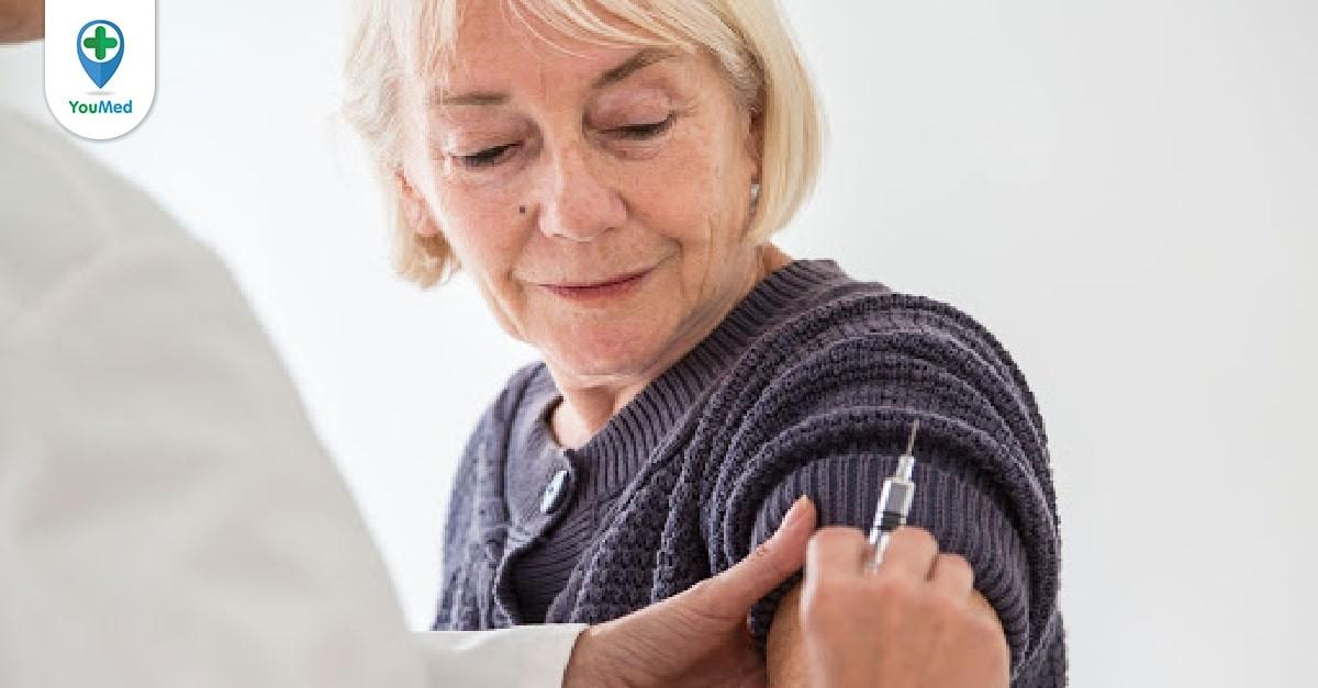 Vắc xin cho người lớn