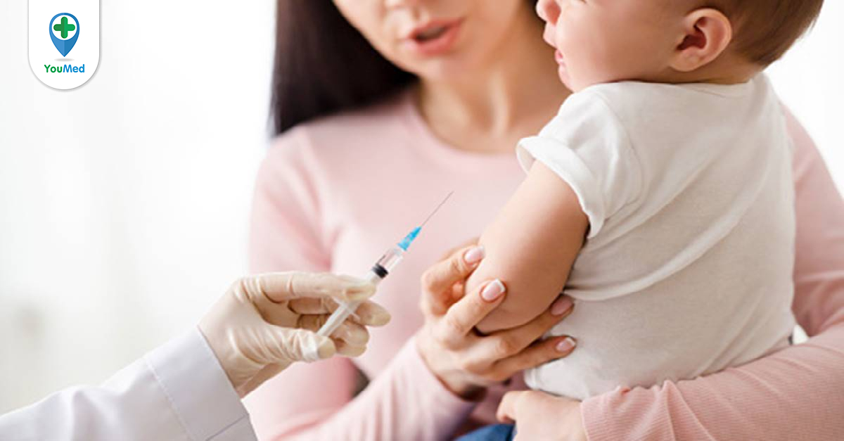 Vắc xin cho bé