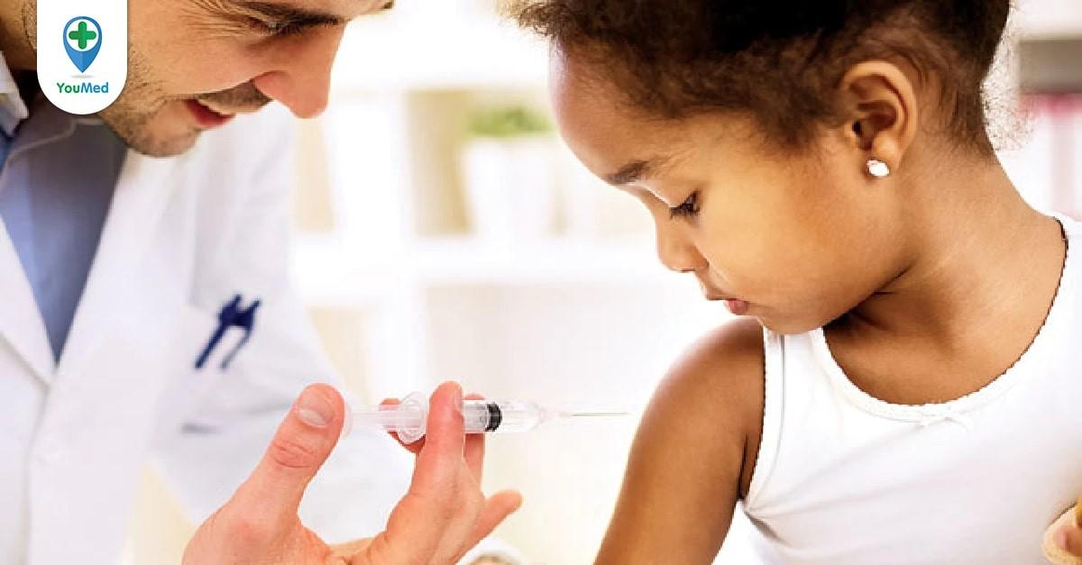 Vắc xin 6 trong 1 gồm những bệnh gì