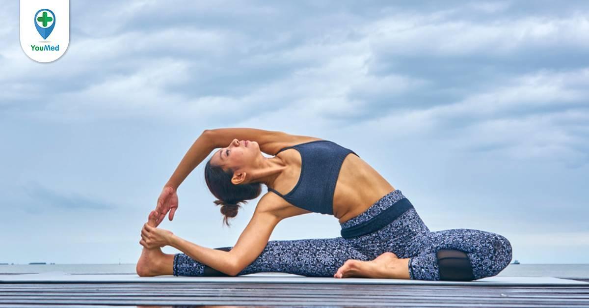 Lợi ích của yoga đến tim mạch, huyết áp và sức khỏe của bạn và 1 số bài tập