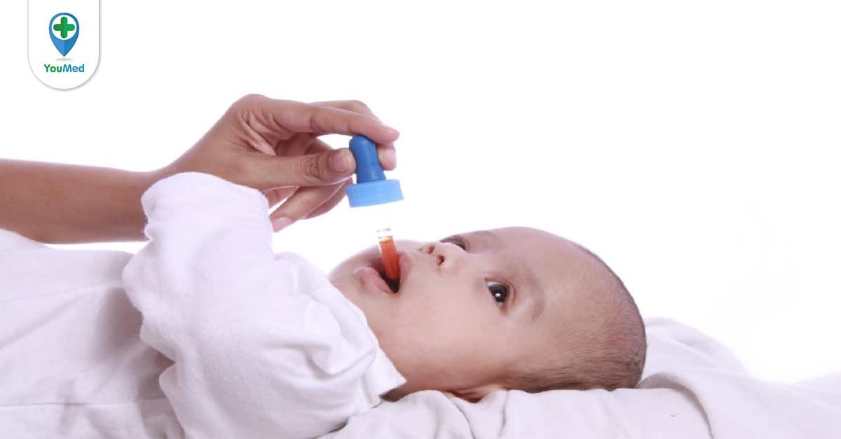 Tác dụng phụ khi uống vắc xin ngừa Rota