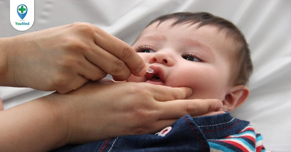 Vacxin tiêu chảy rota