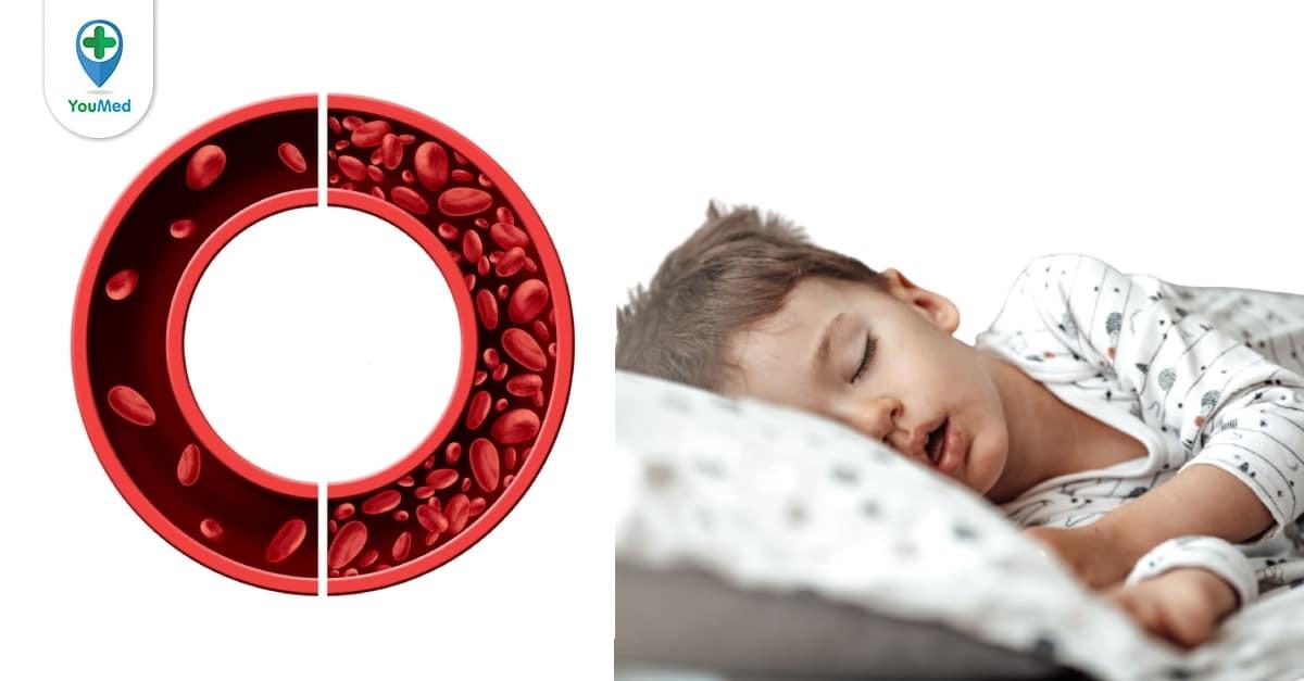 Nguyên nhân thiếu máu ở trẻ em mà bố mẹ thường bỏ qua