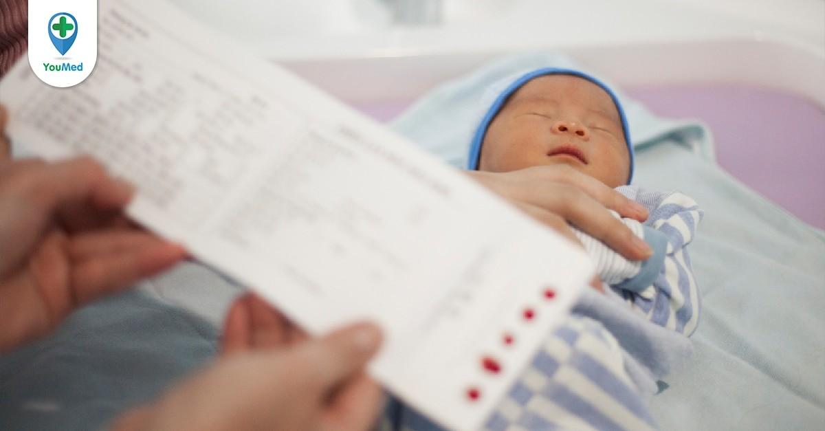 Thiếu máu ở trẻ sơ sinh có cần điều trị không?