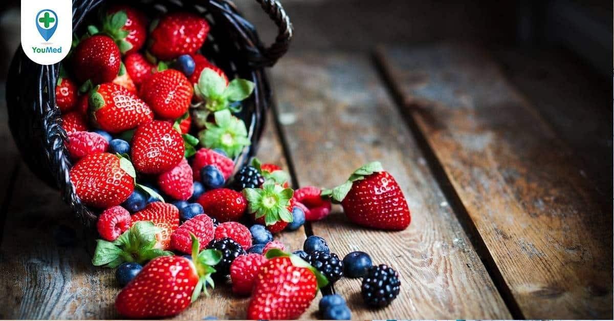 Các loại thực phẩm tăng cường sức khỏe cho trái tim