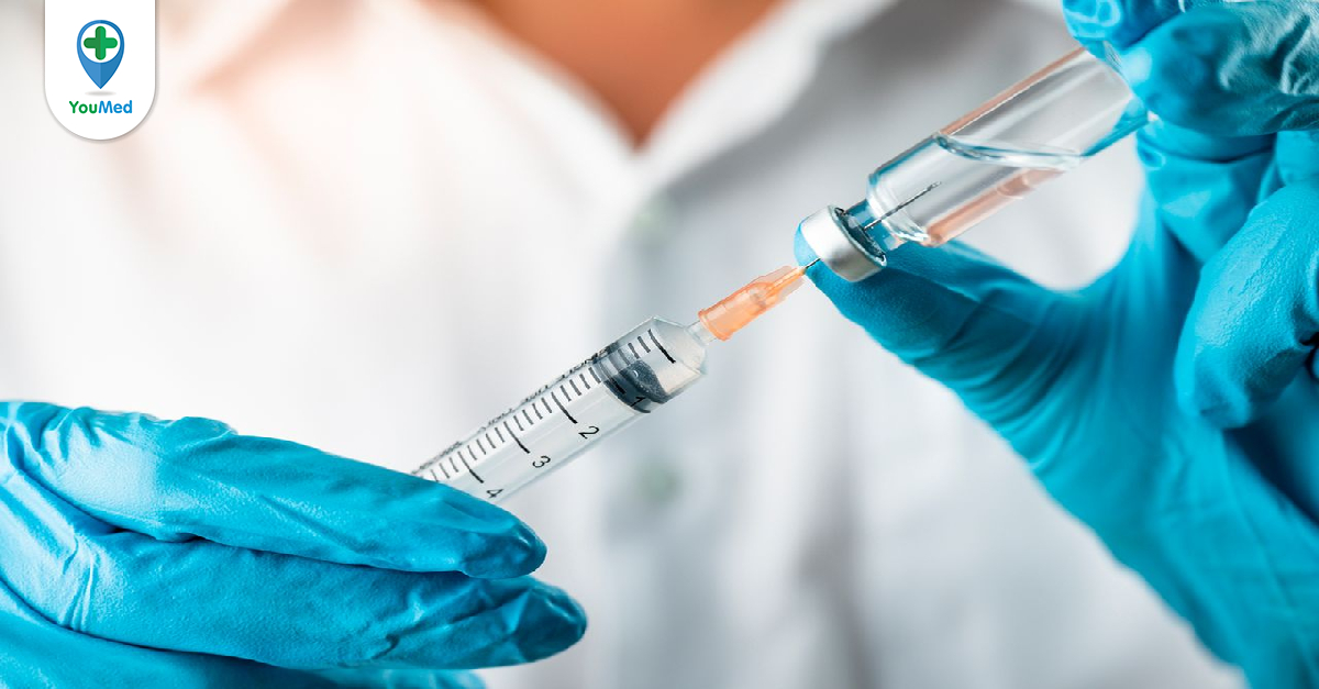 Vắc-xin viêm gan AB
