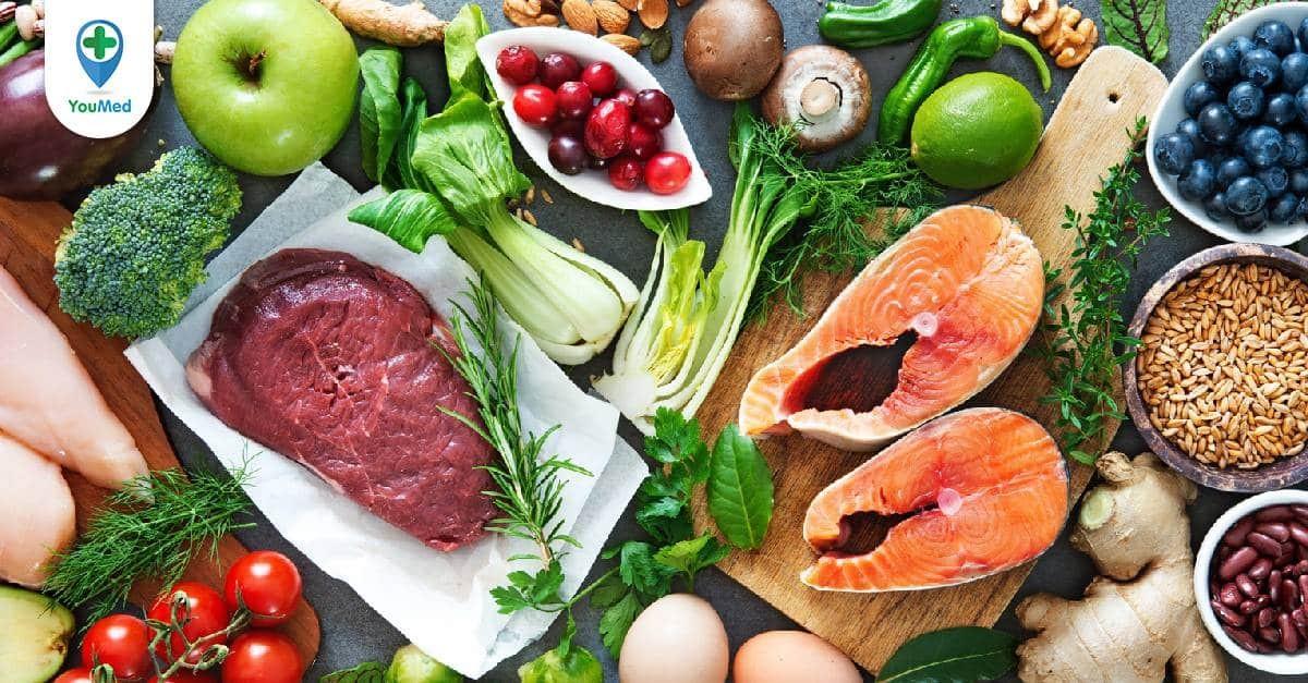 Mỡ máu nên ăn gì và không nên ăn gì?