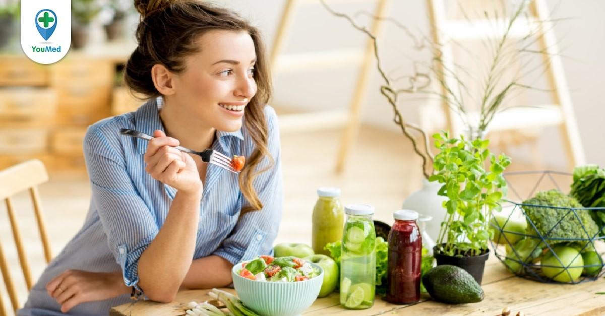 8 món ăn tốt cho người bị rối loạn kinh nguyệt