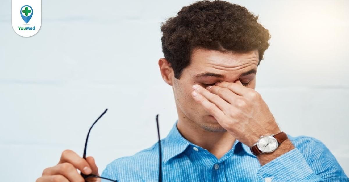Đau mắt hàn nhỏ thuốc gì? Lời khuyên từ Bác sĩ