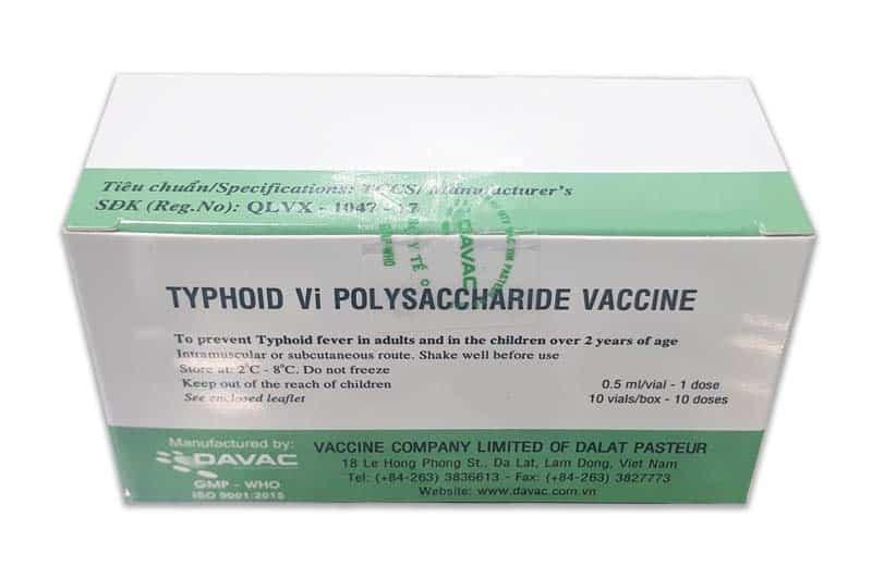 TYPHOID VI 0.5ml