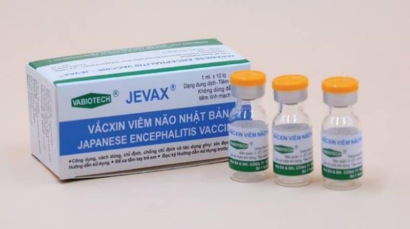 Vắc-xin viêm não Nhật Bản JEVAX nằm trong chương trình tiêm chủng mở rộng