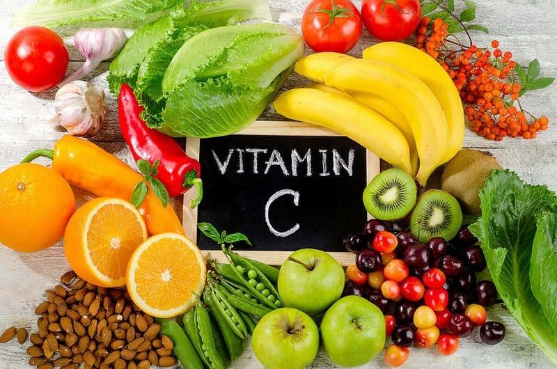 Vitamin C là loại thực phẩm tốt cho việc tăng tiểu cầu