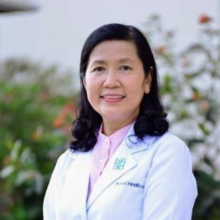 Bác sĩ Lê Thị Kiều Dung