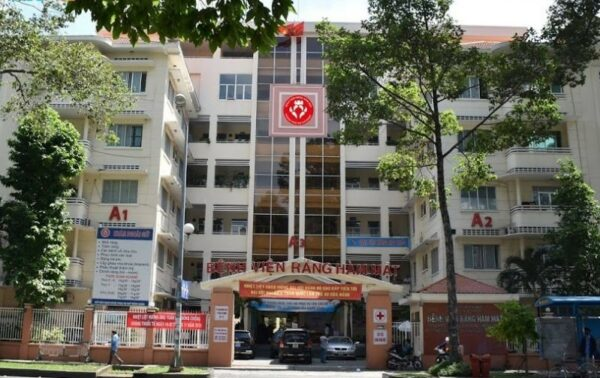 Bệnh viện Răng Hàm Mặt TP.HCM