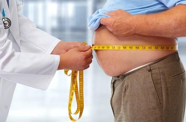 Béo phì cũng là yếu tố nguy cơ làm tăng nguy cơ ung thư đại tràng