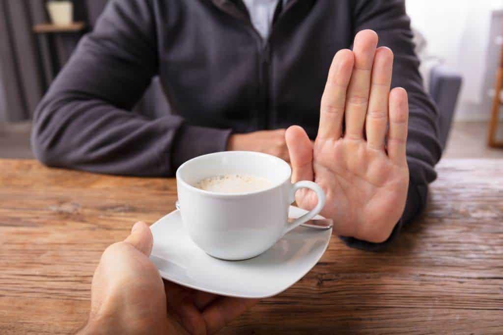 Cà phê không nên uống chung với thuốc