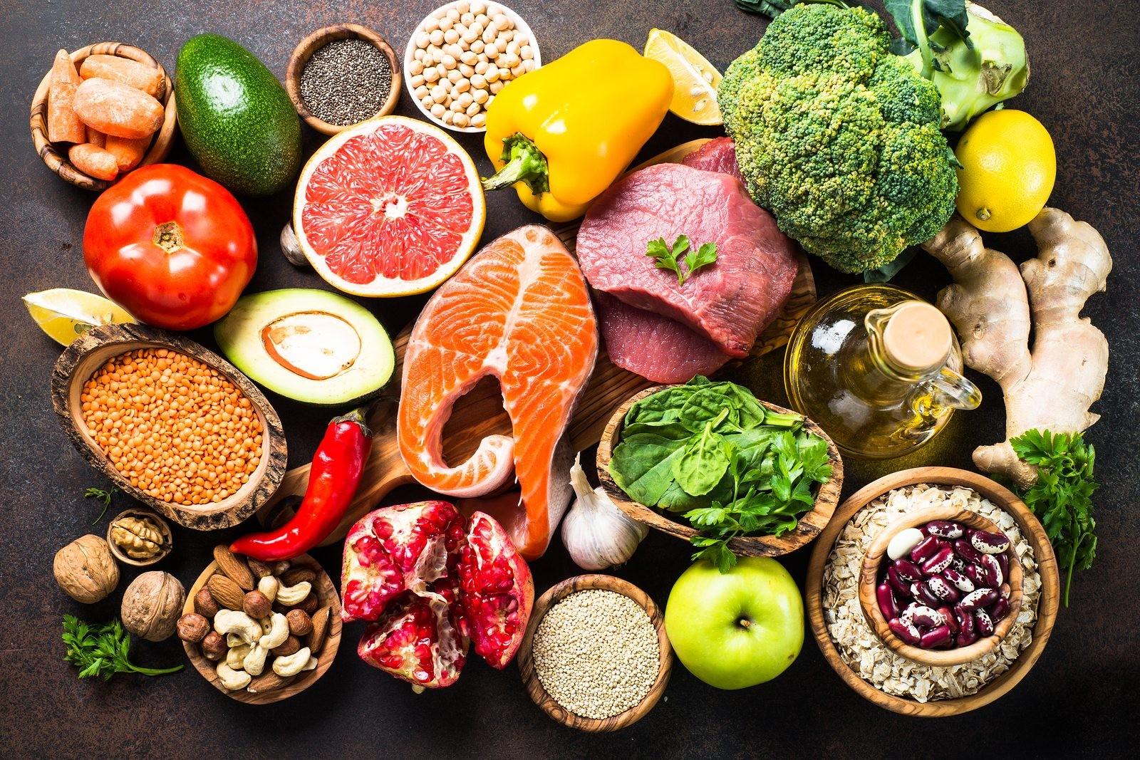 Chế độ dinh dưỡng tác động không ít đến chất lượng tinh trùng