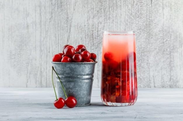 Cherry có thể được chế biến thành nhiều món ăn, thức uống
