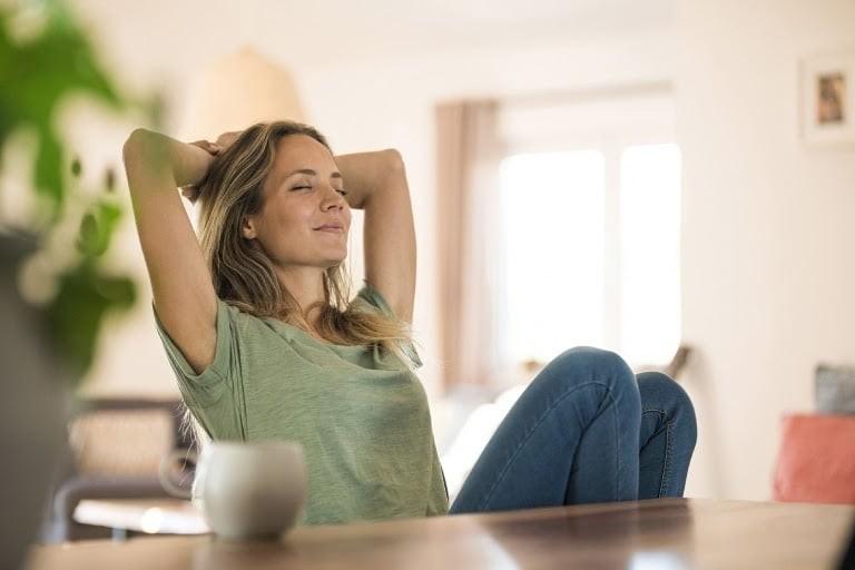 Củ sen chứa vitamin B6, giúp giảm stress, lo âu.