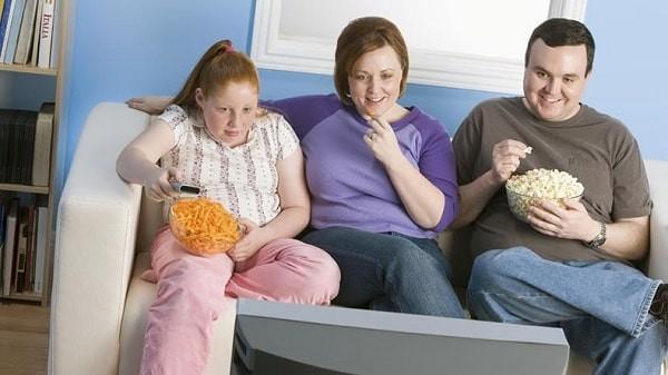 Gia đình có thói quen lười vận động thường làm tăng nguy cơ đái tháo đường