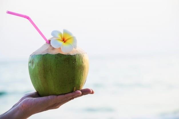 Nghiên cứu đã chỉ ra, uống nước dừa có thể giúp cơ thể tăng sức đề kháng