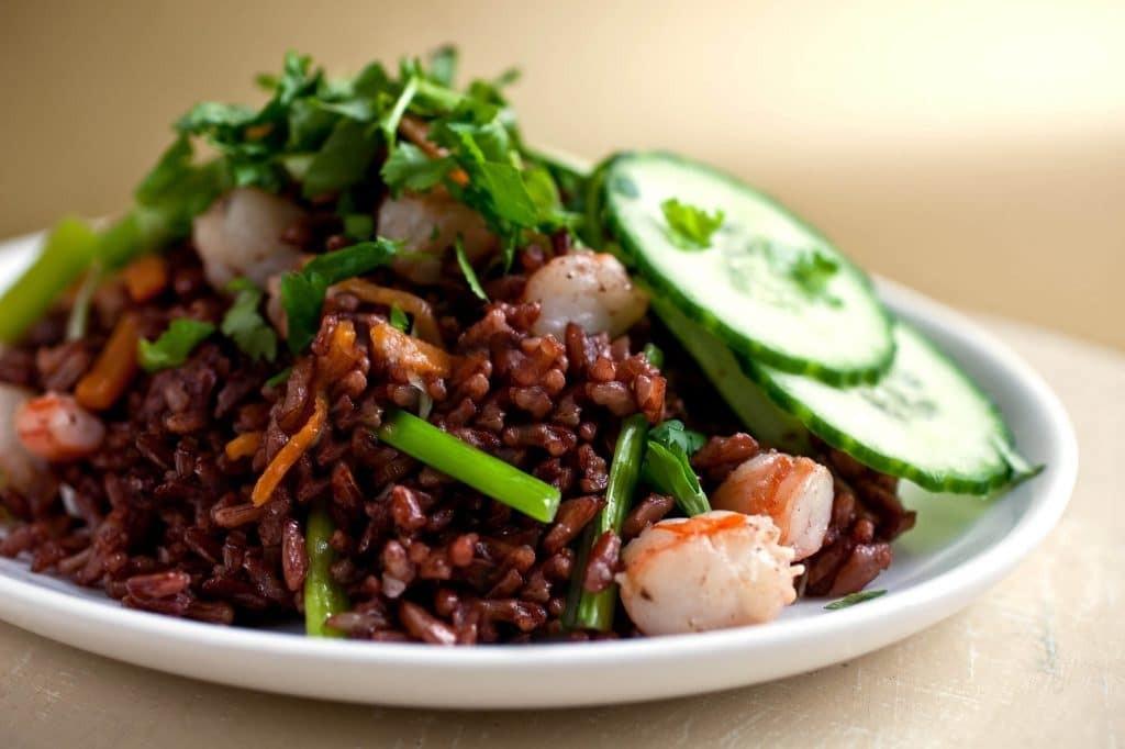 Các chuyên gia dinh dưỡng cho rằng gạo huyết rồng là một trong những loại ngũ cốc có giá trị dinh dưỡng cao nhất.