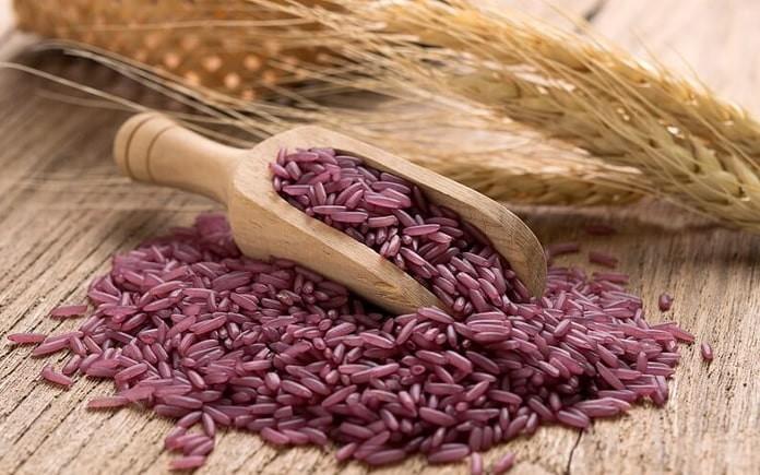 Từ xa xưa, gạo đen được dùng để chế biến nhiều loại món ăn