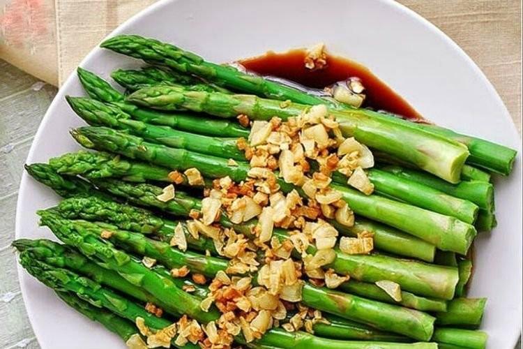 Măng tây thường được chế biến trong bữa ăn hàng ngày