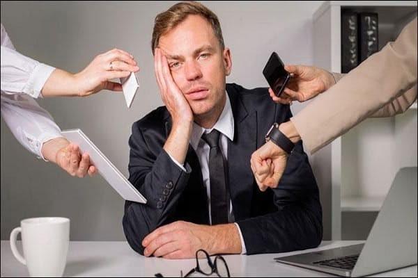 Stress do các vấn đề thường nhật kéo dài