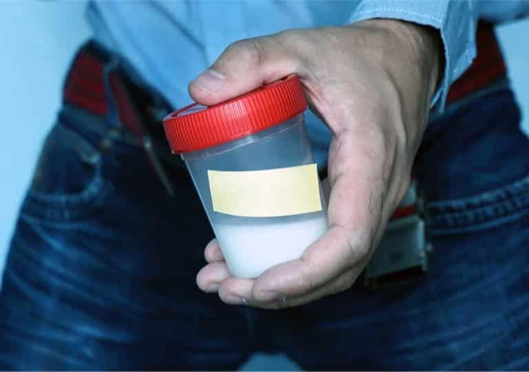 pH tinh dịch thay đổi sẽ ảnh hưởng đến chức năng sinh sản của nam giới