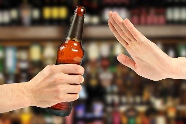 Sử dụng đồ uống có cồn trong thời gian điều trị có thể làm bệnh lâu khỏi hơn