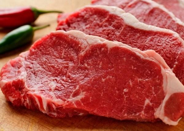 Thịt đỏ gây tăng nguy cơ ung thư bàng quang