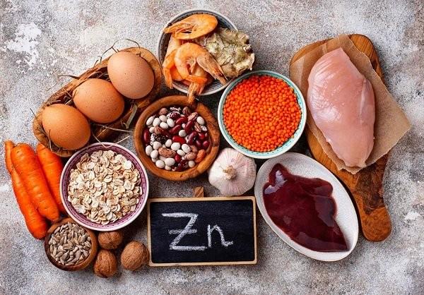 Thực phẩm chứa kẽm rất tốt cho người viêm tuyến tiền liệt