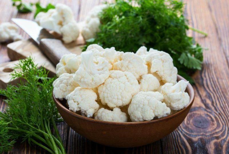 Súp lơ nghiền có thể được sử dụng thay cho khoai tây để làm món ăn phụ có hàm lượng kali thấp