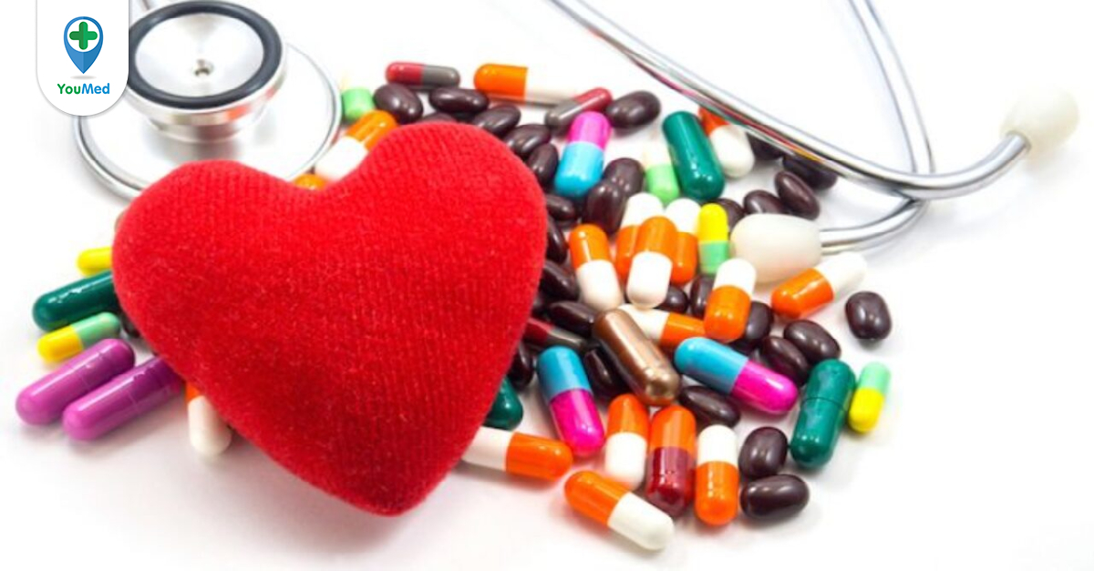 thuốc trị mạch vành