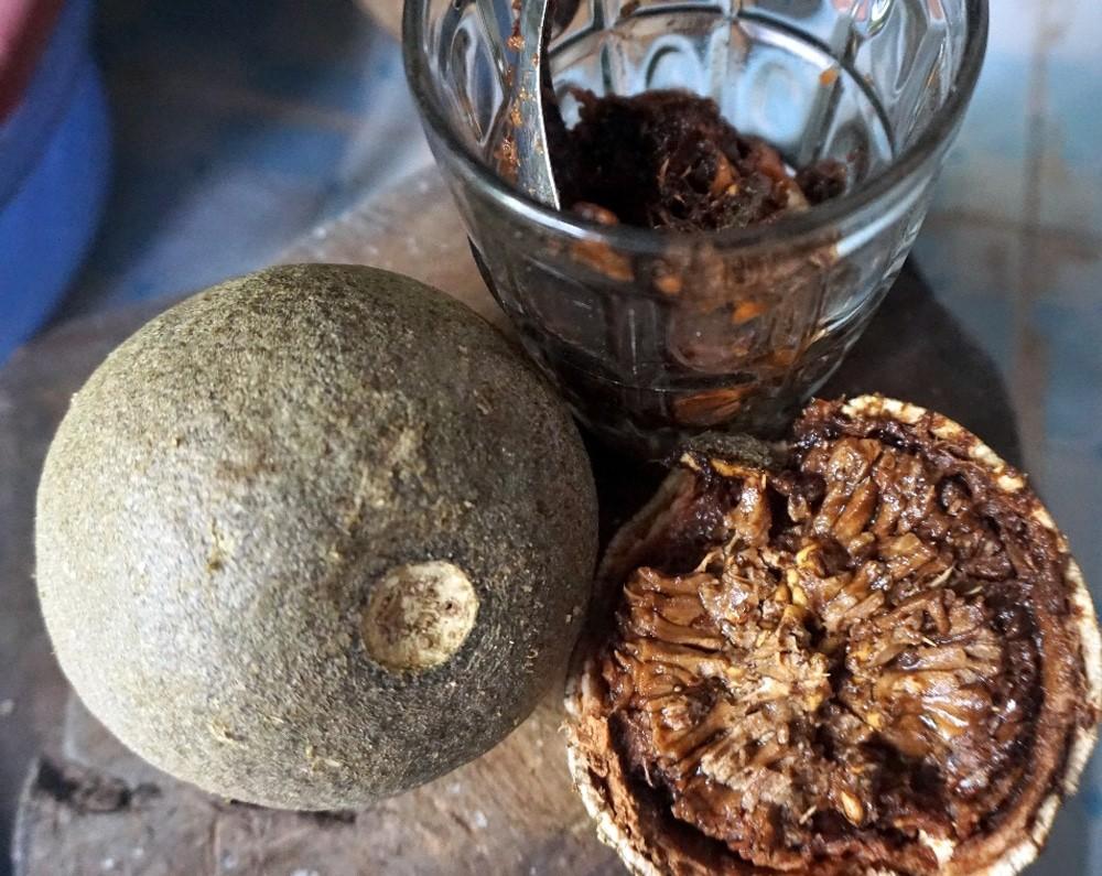 Trái quách ngày nay cũng được chế biến thành nhiều sản phẩm khác: kẹo, mứt, siro...