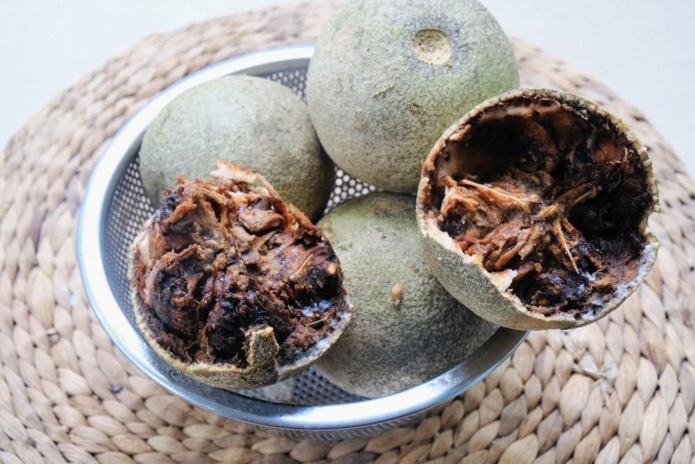 Trái quách còn có những công dụng tốt cho sức khỏe như chống viêm ruột, nhuận tràng