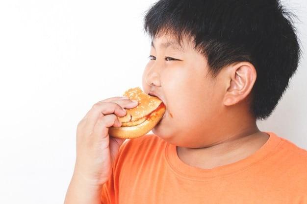 Ăn nhiều đồ chiên rán có nguy cơ bị thừa cân rất cao