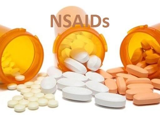 Thuốc giảm đau, chống viêm không steroid (NSAIDs)