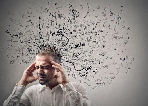 Lexomil được dùng trong điều trị các bệnh rối loạn tâm thần