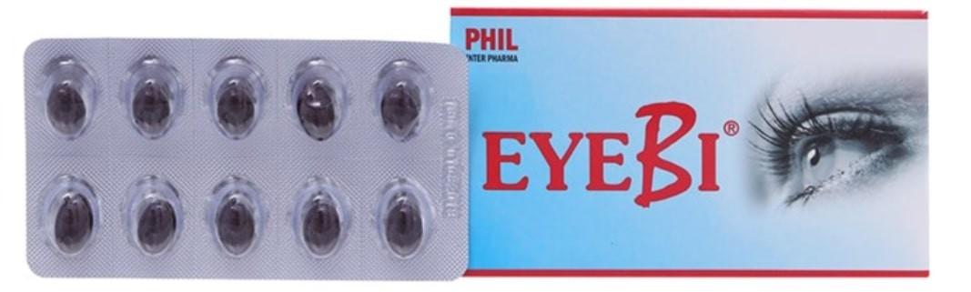 thuốc bổ mắt Eyebi