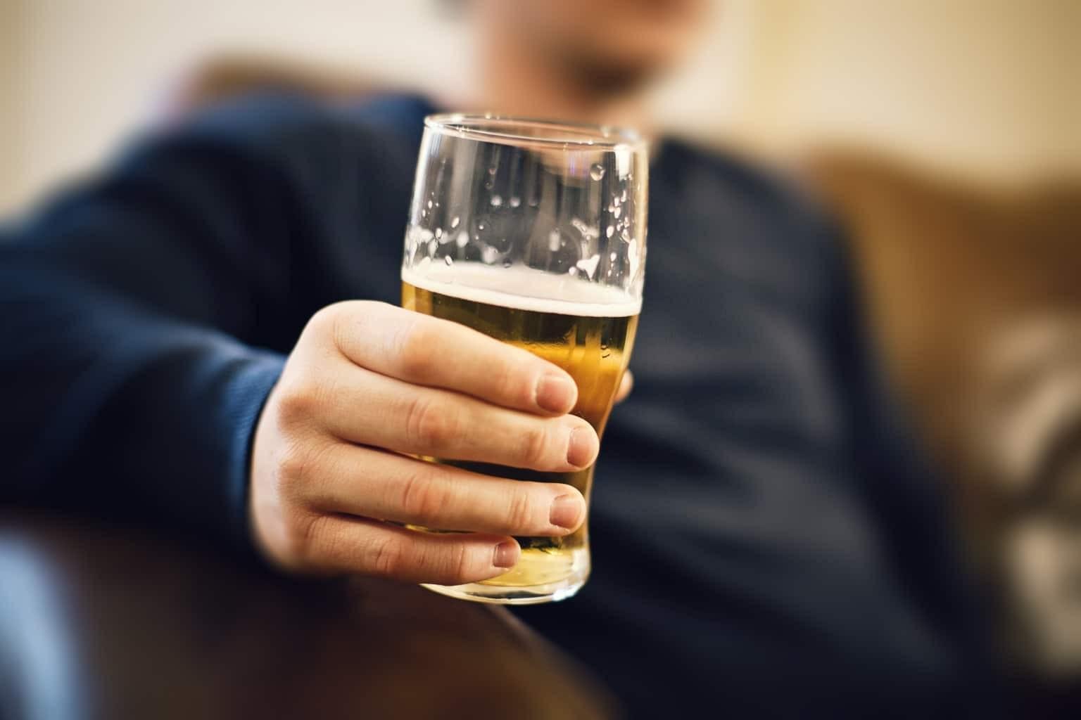 Sử dụng rượu bia nhiều có thể gây nên hiện tượng mộng tinh