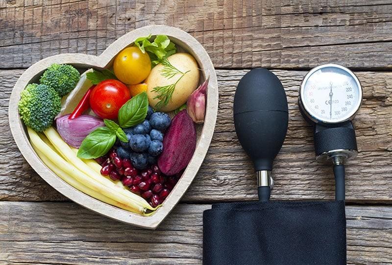 Bệnh nhân huyết áp thấp nên ăn gì
