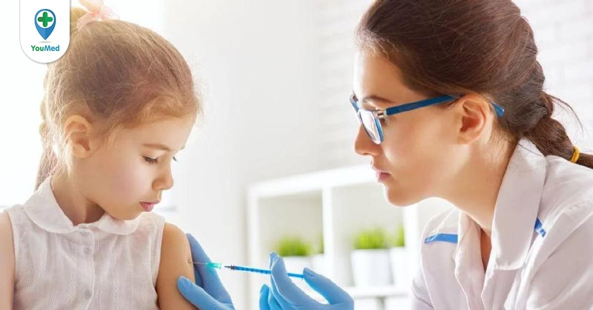 Vắc-xin 5 trong 1 của Pháp
