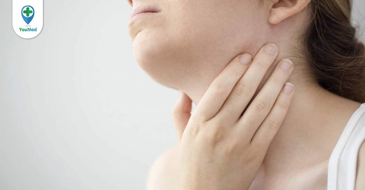 Triệu chứng bướu cổ
