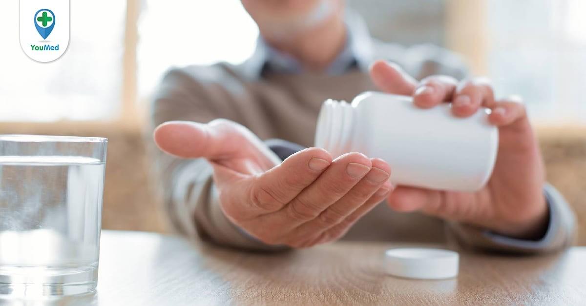 Thuốc giảm đau có tác dụng trong bao lâu?