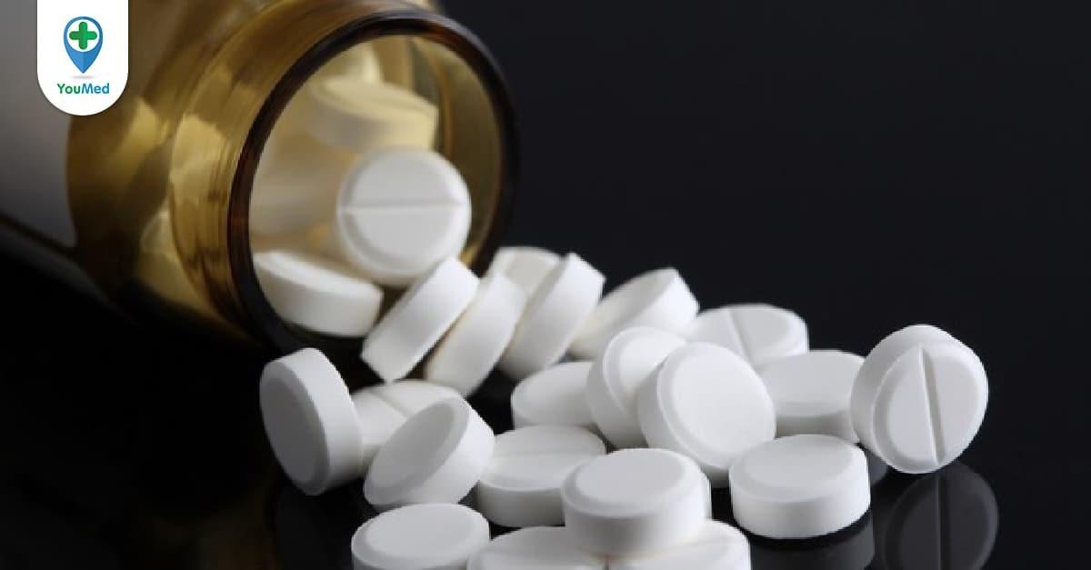 Rotundin là thuốc gì? Giá, tác dụng và những lưu ý khi sử dụng
