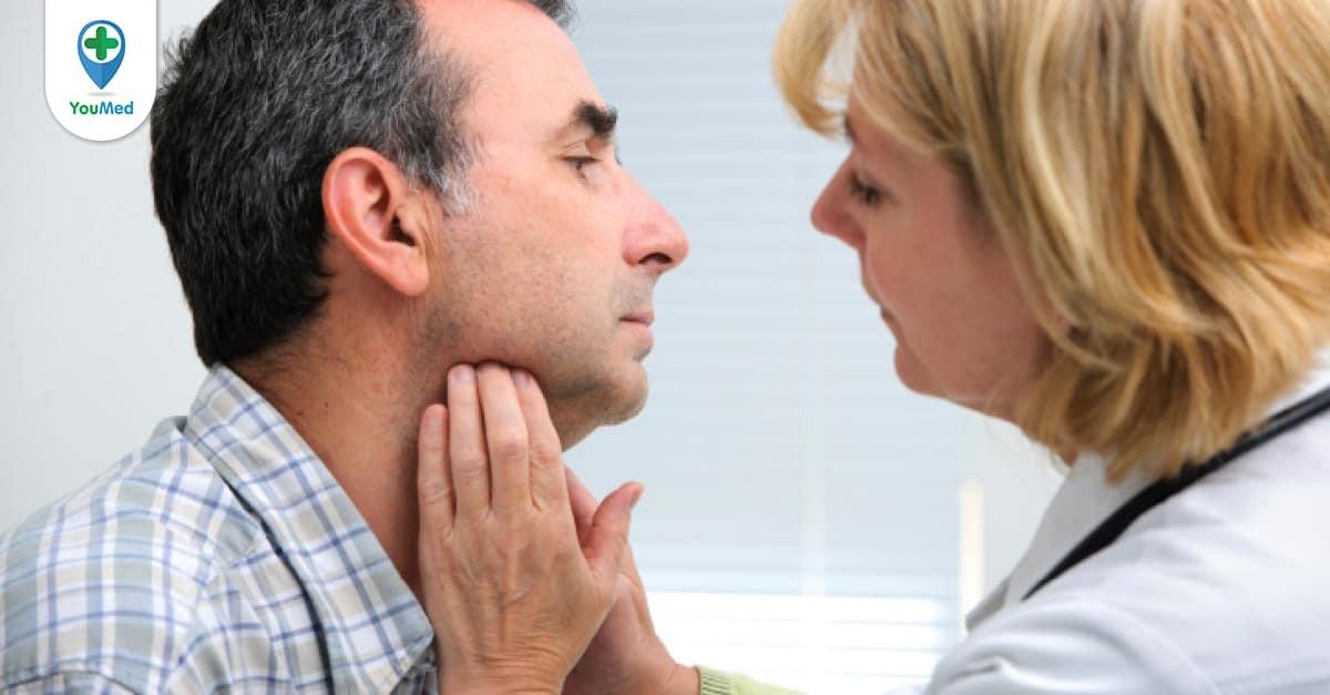 triệu chứng bệnh bướu cổ cường giáp