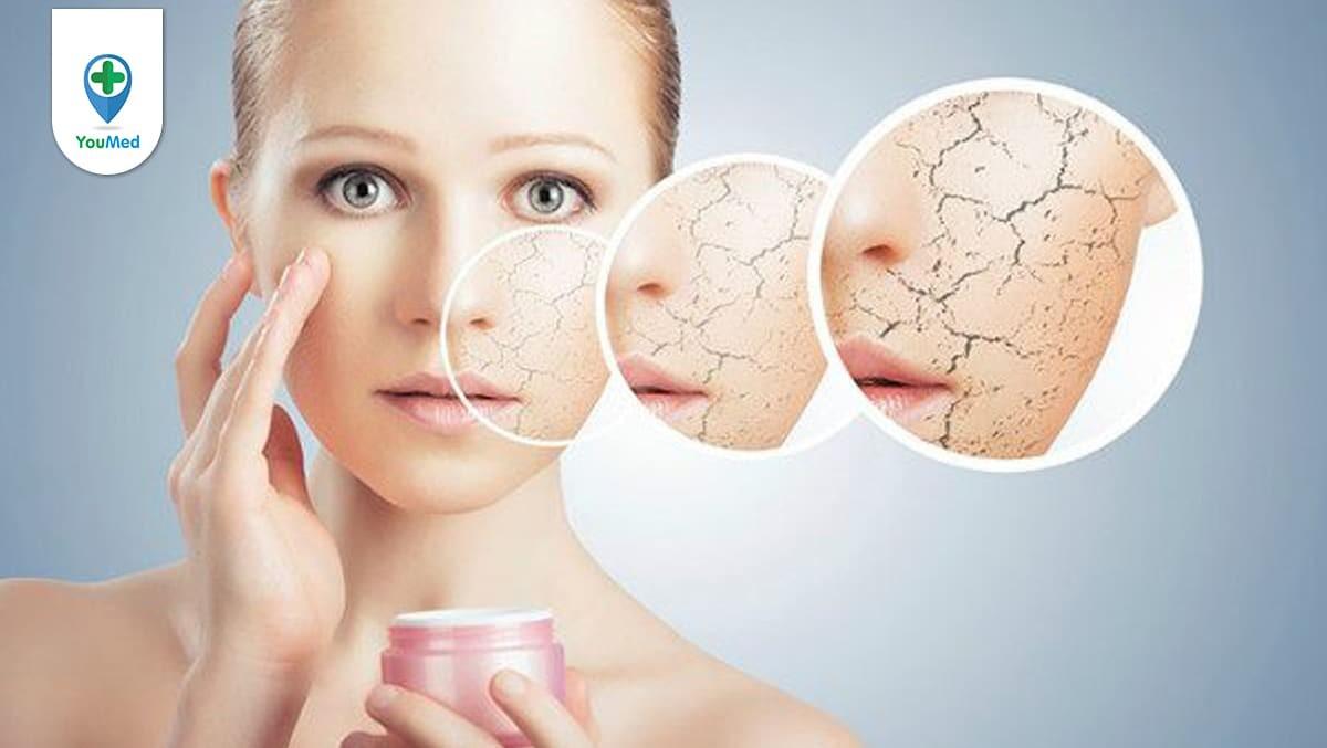Cấp ẩm : Cách để có một làn da mịn màng trong mùa khô hanh
