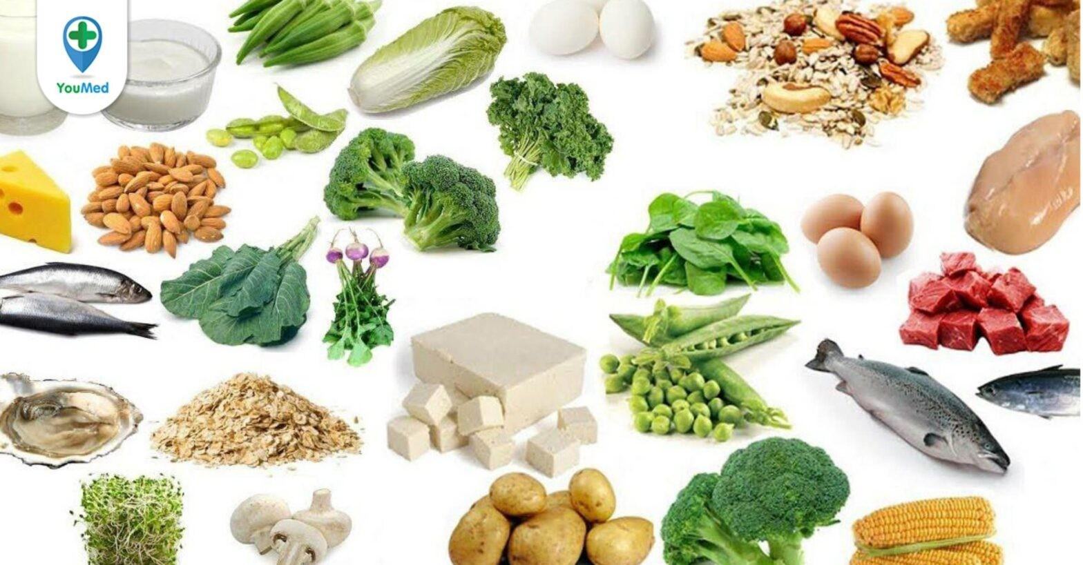 18 thực phẩm cho người tiểu đường mà bác sĩ khuyên dùng